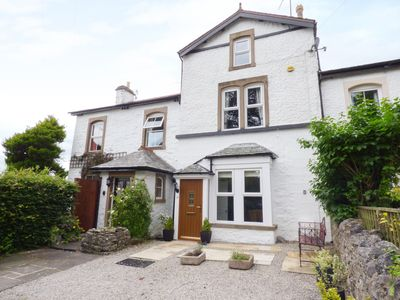 Photo for HIGHBANK, pet friendly, with open fire in Arnside, Ref 962434