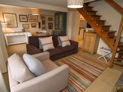 Photo for An absolutely charming cottage hideaway in Burnham Overy Staithe.