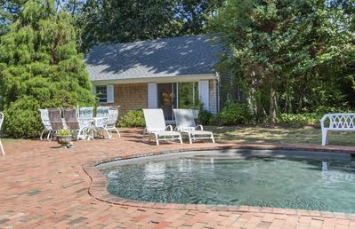 Photo for Hamptons private guest cottage