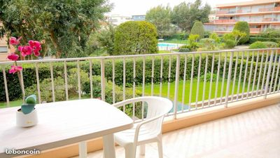 Photo for 2BR House Vacation Rental in Antibes, Provence-Alpes-Côte d'Azur
