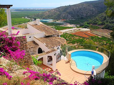 Photo for Vacation home Giddings  in Pego, Costa Blanca - 4 persons, 2 bedrooms