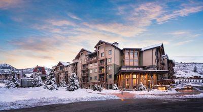 Photo for Wyndham Park City - 5 Star Newly built Ski In/Ski Out Resort in the Canyons!