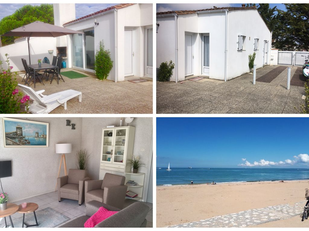Beach House Only 400m From The Sandy And Village 2 Bikes Included Atlantique