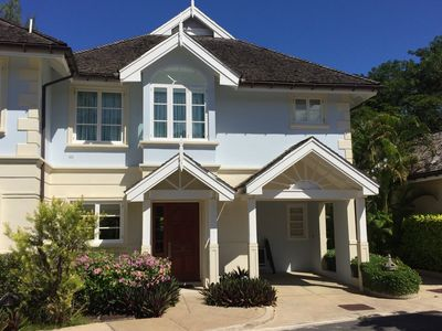 Photo for Luxury House near Sandy Lane with pool, clubhouse & private beach access
