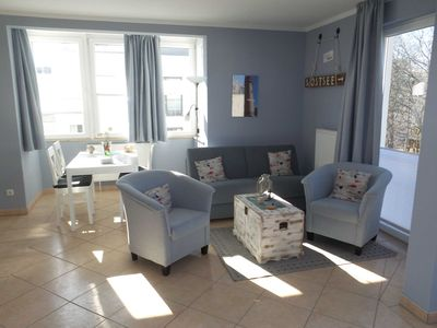 Photo for 2-room apartment - residence Bel Vital 19 in the Baltic resort of Binz on R��gen