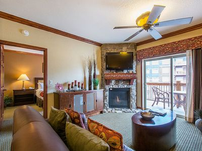 Photo for Discounted Ski President's Week, Westgate Ski In-ski Out, Exclusive 1 BR