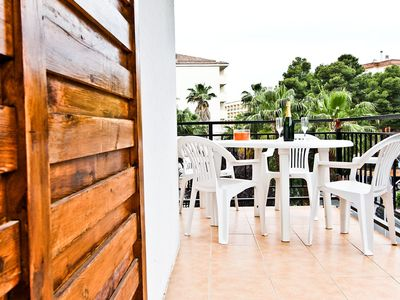 Photo for FLANDRIA  Apartment 100m from Capellans beach