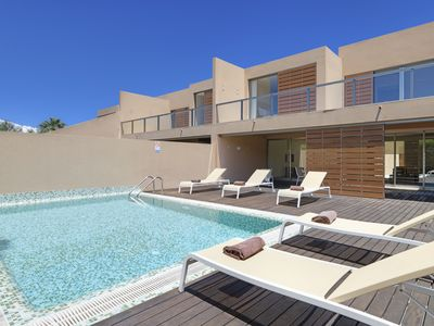 Photo for 3 bedroom Villa, sleeps 6 with Pool, Air Con and FREE WiFi