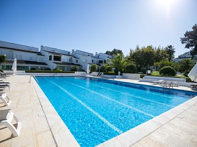 Photo for Link White Villa, Wifi, Central Heating, Pool