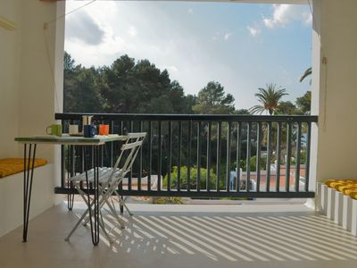 Photo for IN QUIET AREA BEAUTIFUL APARTMENT WITH POOL AND CLOSE TO THE BEACH