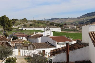 2 Bedroom townhouse centre of Montecorto, Ronda, with Roof Terrace