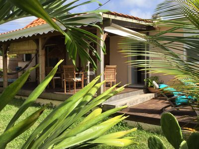 Photo for CRÉOLE  VILLA MINUTES AWAY FROM THE MOST BEAUTIFUL BEACHES ON THE ISLAND