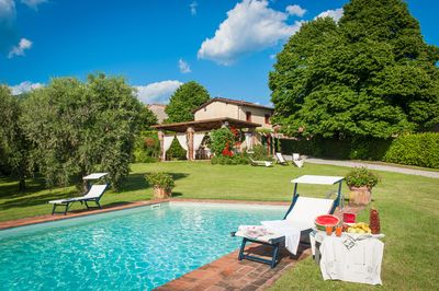 Holiday house whit swimming pool