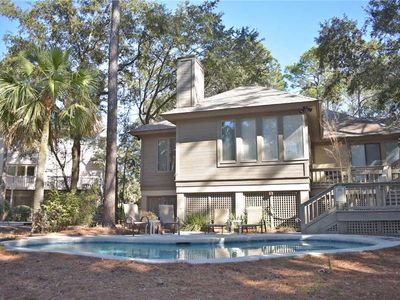 Photo for Large Home Directly Across from Beach Access!