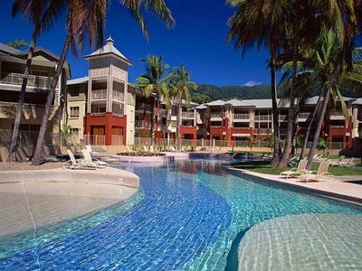 Photo for Palm Cove Beachside Resort Apartment