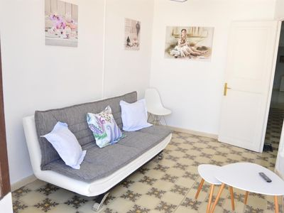 Photo for Apartment in the center of Tarragona with Washing machine (533033)