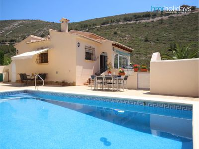 Photo for HMR Villas - Casa Vista Portet - Moraira