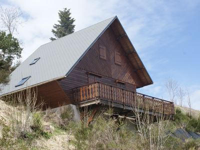 Photo for CHALET ON FLANC OF HILL IN BESSE Promo in AUGUST and SEPTEMBER