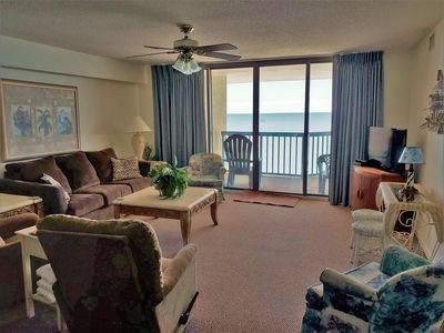 Photo for Spacious 3 Bedroom Oceanfront Condo In The Ocean Drive Area