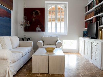 Photo for In front of the Giralda, a charming apartment