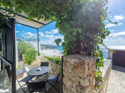 Photo for CASA GINESTRA, 50 meters from the sea in the 'RESIDENZA LA CICALA'