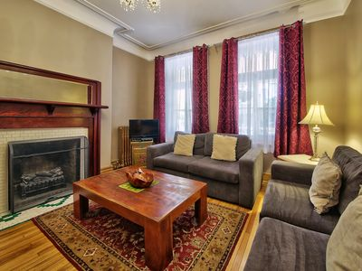 Photo for Wow!  Perfect Apartment Suites in Quebec City - Walk and Enjoy!