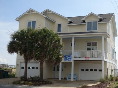 "Photo for ""Beach Lady"", Oceanfront, 6BR/5BA, Luxury on the Beach"