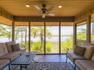 Photo for Waterview, renovated Inlet Cove cottage