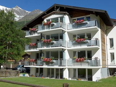 Photo for Apartment Amici in Saas-Grund - 4 persons, 2 bedrooms