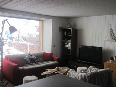 Photo for Apartment 3 stars Serre Chevalier 1200 Briançon 2/10 people.