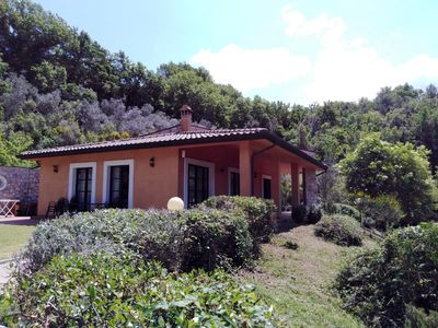 Photo for Villa Giulia in Bettona, Perugia, with Swimming Pool and Tennis Court