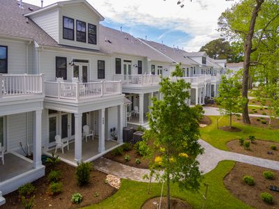 Photo for Gorgeous New Modern Farmhouse-Style Townhouse Just Blocks from the Virginia Beach Oceanfront