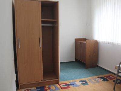 Photo for Separated furnished bedroom with large window in Prague 5 Smíchov