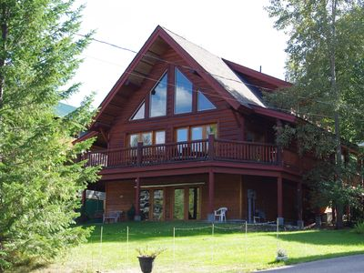 Photo for Christina Lake Log Home