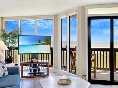 Photo for Sandpiper  #307: Beachfront 2 Bedroom 2 Bathroom With Spectacular Views and 24 Hour Management