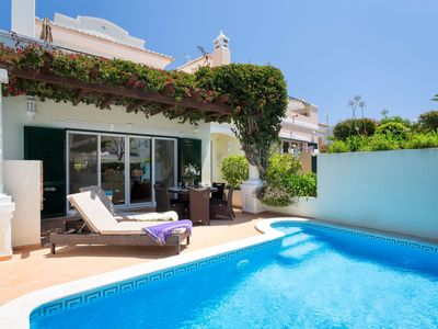 Photo for Completed In 2004, Beautifully Furnished, South Facing Villa With Pool