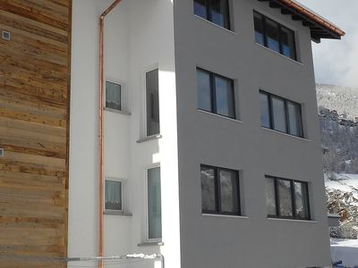 Photo for Apartment 528 m from the center of Saas-Grund with Parking, Internet, Washing machine, Balcony (44971)