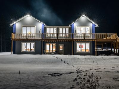 Photo for Chalet Harmony - large  exclusive waterfront cottage for up to 25 guests