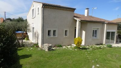 Photo for villa with pool in Provence and countryside