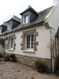 Photo for seaside apartment in Brittany in a popular resort