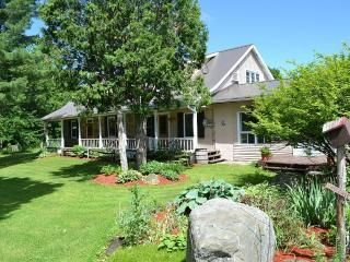 Heritage Stone Farmhouse With Private Heated Pool on 100 Acres of Land