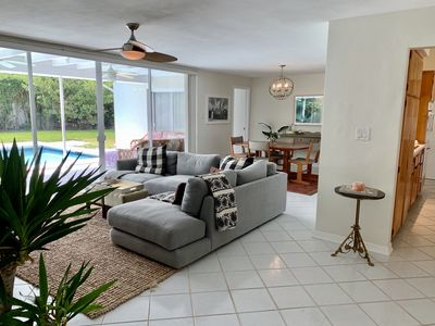 Photo for Luxury Pool Home w/ Amazing Outdoor Space in the Heart of Palm Beach Gardens!