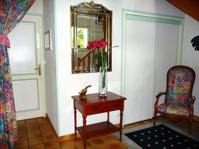 Photo for Very comfortable quiet house for 2 people, near sea and city