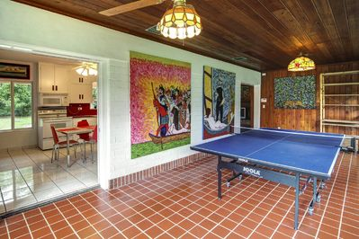 Ping Pong room