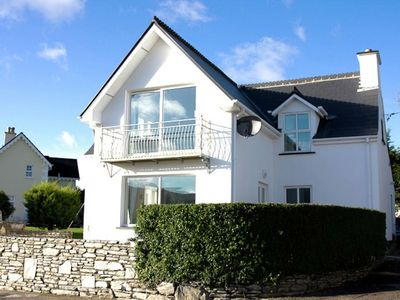 Photo for Holiday home bordering the  Finnehy River and Kenmare Bay