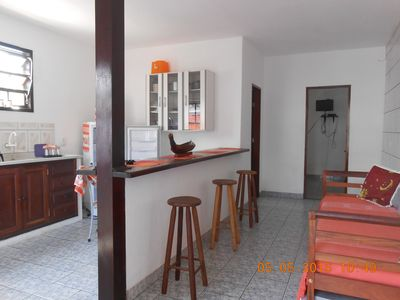 Photo for Cozy and complete apartment in the center of Paraty.