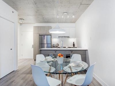 Photo for Well Equipped 1BR & Trendy ~ Concordia & Crescent!