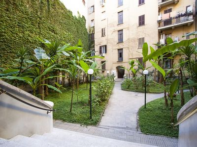 Photo for 2BR Apartment Vacation Rental in roma