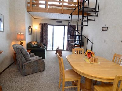Photo for 708H- Studio Loft Lakefront Condominium