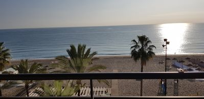 Photo for Magnificent apartment with sea views in the center of Fuengirola.